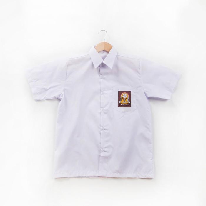 harga Baju seragam sma badge woffi size 2 putih Tokopedia.com