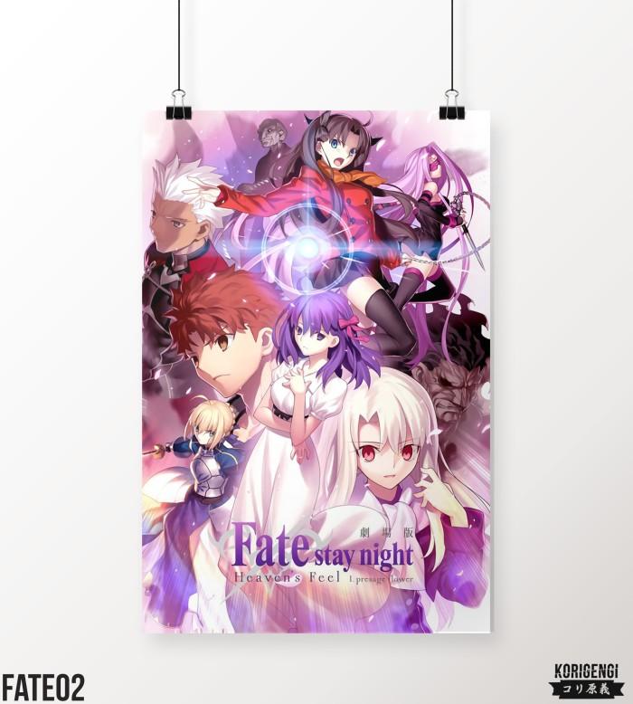 Foto Produk Poster Fate 2 A3+ dari KORIGENGI Store