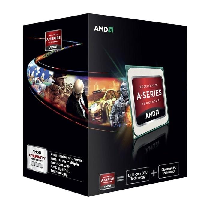 Amd apu a6-7470k cpu only best value - 1