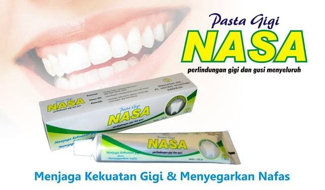 Jual Pasta Gigi Nasa Pemutih Gigi Dan Penghilang Karang Pasta Gigi
