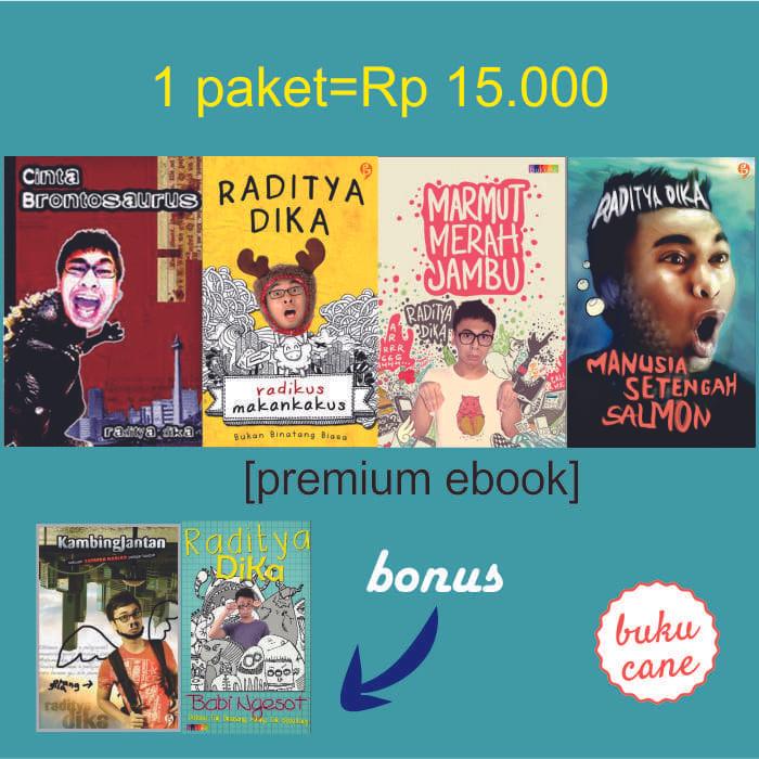 Ebook Raditya Dika Babi Ngesot