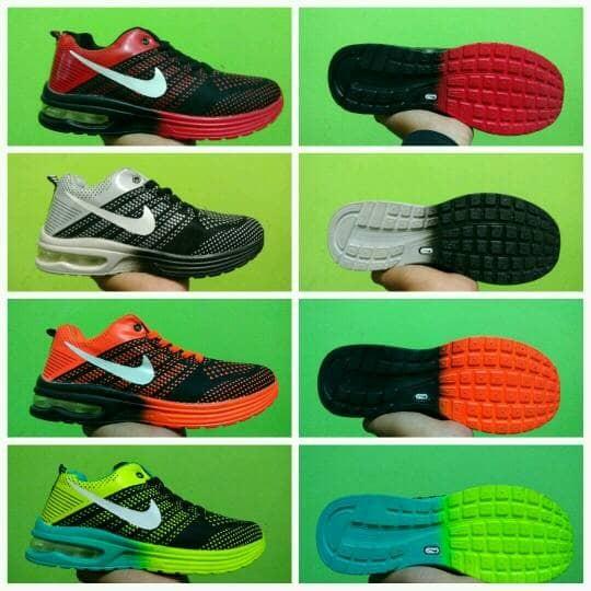 harga Sepatu nike airmax sepatu running gym premium volly tenis promo murah Tokopedia.com