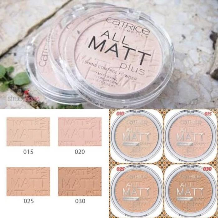 CATRICE All Matt Plus - Shine Control Powder