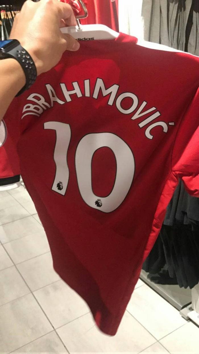 Jual Original Jersey Manchester United From Old Trafford MU Baju Bola Kaos Jakarta Barat JUALGADGETS