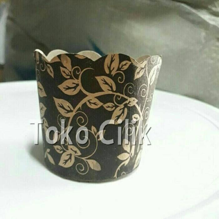 HARGA PROMO!!! papercup cup muffin cupcake kue cake bread kertas roti tatakan baking