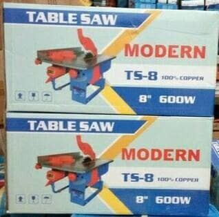 harga Mesin Gergaji Meja Table Saw Modern Ts-8 Tokopedia.com