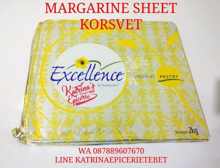 harga Excellence margarine sheet - korsvet Tokopedia.com