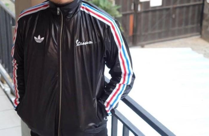 harga Adidas vespa original tt ds black Tokopedia.com