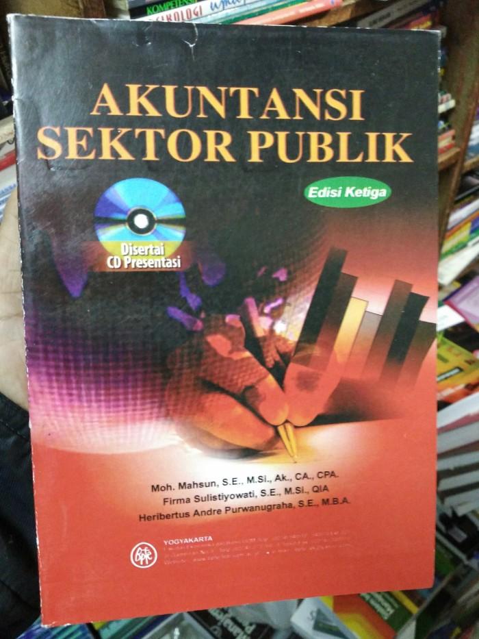 harga Akuntansi sektor publik rp.  40.000 Tokopedia.com