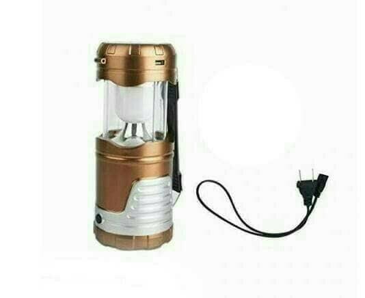 SENTER + LAMPU TENDA LENTERA / LAMPU CAMPING EMERGENCY SUPER TERANG