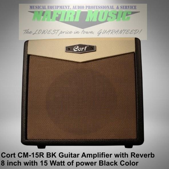 harga Amplifier gitar cort cm15r-bk / cort cm 15r black / cort cm-15r bk Tokopedia.com