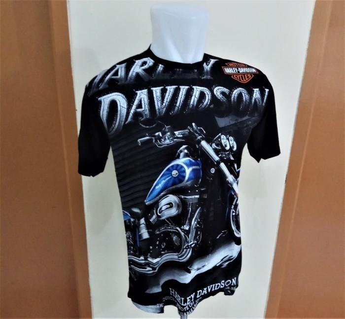 harga Kaos spandex harley davidson - kaos keren - kaos murah - 09 Tokopedia.com