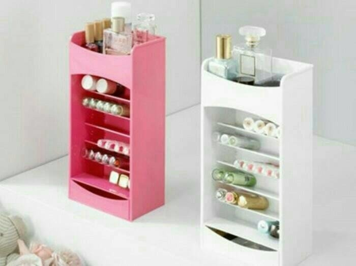 harga Tempat Kosmetik Storage Box / Cosmake Lipstick Nailart Polish Tokopedia.com