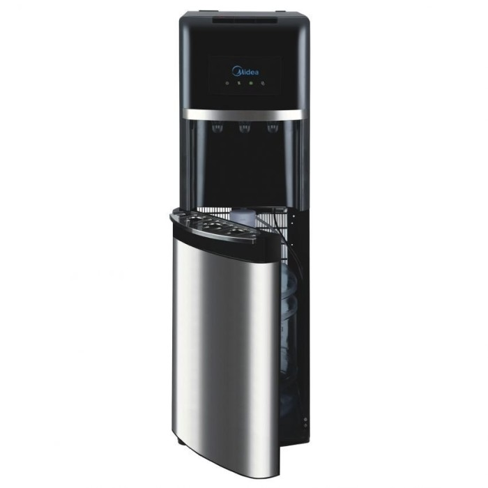 harga Midea Water dispenser bottom loading YL1135AS (Galon Bawah) Stainless Tokopedia.com