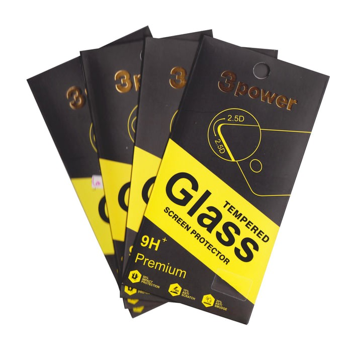 harga 3 power tempered glass for microsoft lumia 640xl (nokia lumia 640 xl) Tokopedia.com