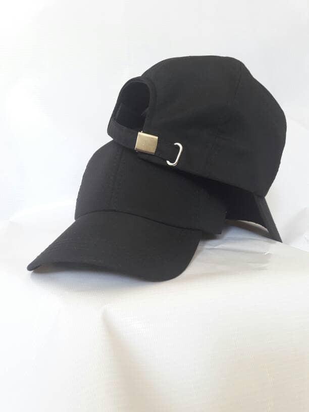 Jual Topi Baseball Polos Clip Besi Premium - Nadia Topi Collections ... cabb20dc0d