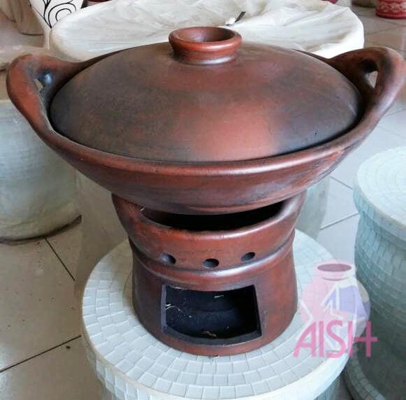 Jual Wajan Dan Anglo Tungku Tradisional Tembikar Tanah Liat Bakar Kab Purwakarta Aish318 Tokopedia