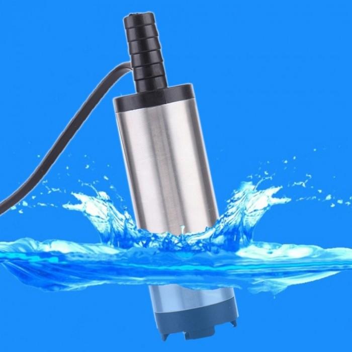 harga Pompa air celup mini akuarium kolam banjir jerigen drum submersible Tokopedia.com