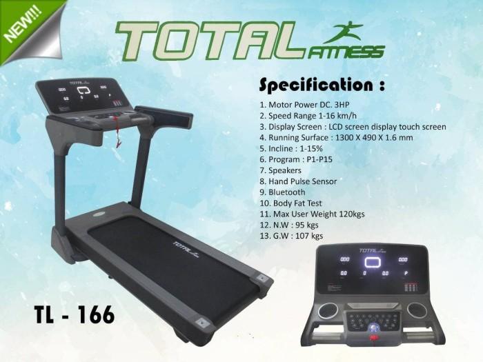harga Treadmill Tokopedia.com