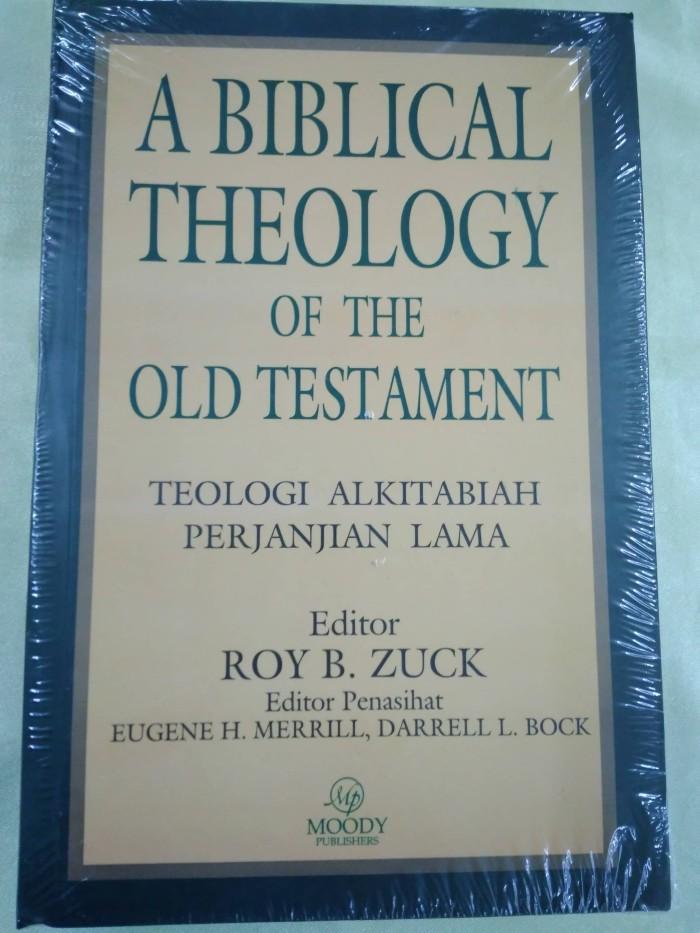Foto Produk A Biblical Theology Of The Old Testament - HC dari plkbetania