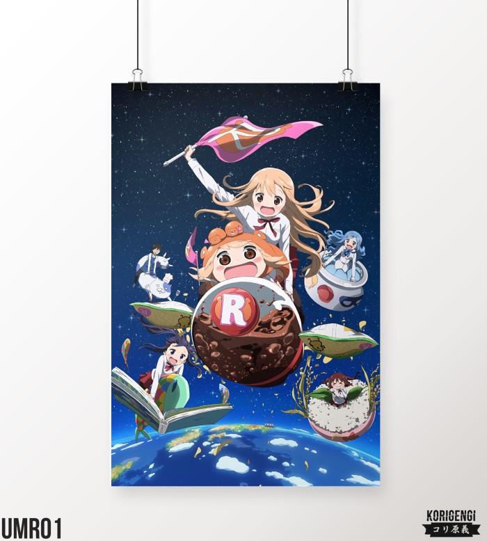 Foto Produk Poster Himotou! Umaru-chan A3+ dari KORIGENGI Store