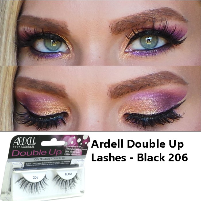 1ed6eb25db8 Jual Ardell Double Up Lashes - Black 206 - KutekMurah-NailArtDeco ...