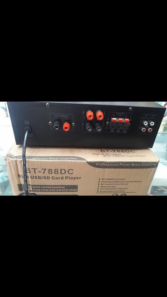harga Betavo bt-788dc amplifier ampli profesional power mixer with usb/sd ca Tokopedia.com