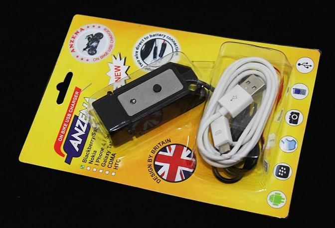 harga Casan hp di motor anzena usb charger gps phone handphone chasan carger Tokopedia.com