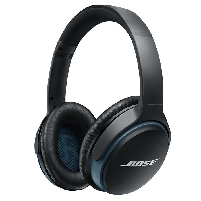 harga Bose bluetooth headphone soundlink around ear - black Tokopedia.com