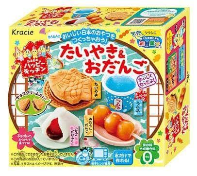 harga Kracie popin cookin diy taiyaki maker original japan snack jepang Tokopedia.com
