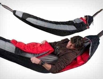 harga Sleeping bag hammock ayunan the north face jws eiger consina rei Tokopedia.com