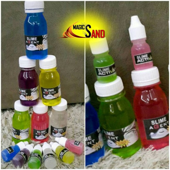 harga Slime agent paket #based on elmer glue Tokopedia.com