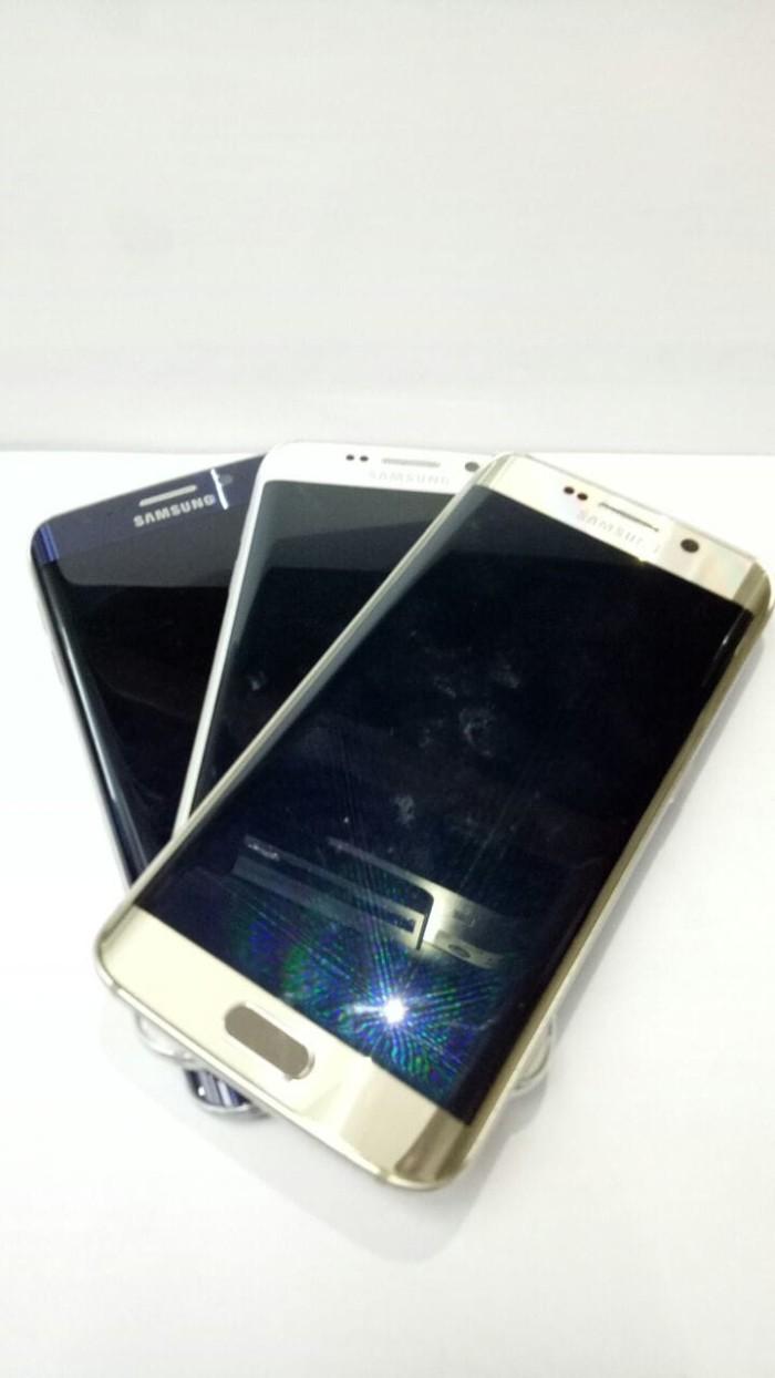 Jual Samsung Galaxy S6 Edge Bekas Laku8pedia Tokopedia