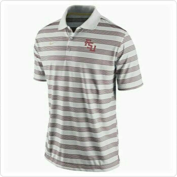 bfef48ce ... harga Kaos kerah polo shirt nike dri-fit preseason mens polo 100%  original Tokopedia