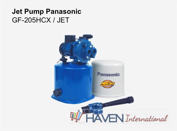 harga [murah] pompa air jet pump panasonic gf 205hcx / auto Tokopedia.com
