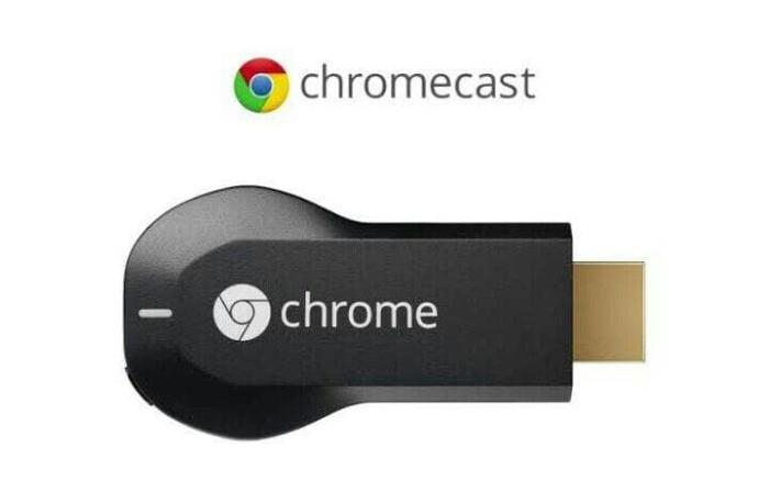 harga Chromecast google asli di jamin Tokopedia.com