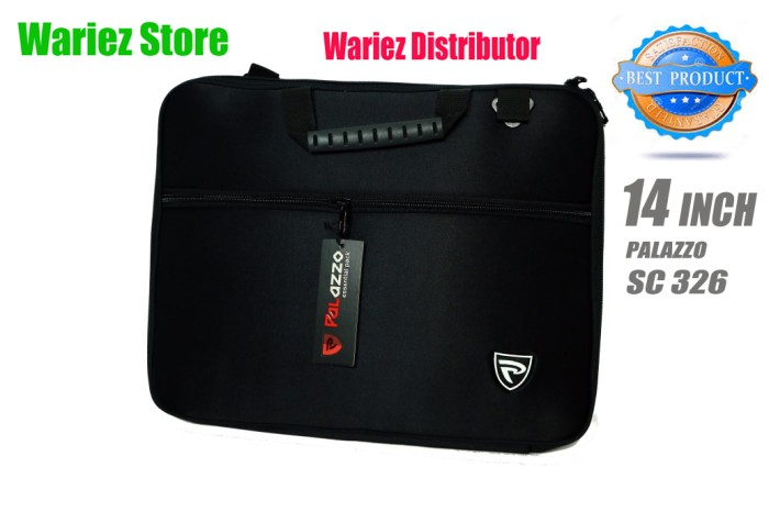 harga Softcase laptop palazzo sc 326 14 inch sleeve case laptop Tokopedia.com