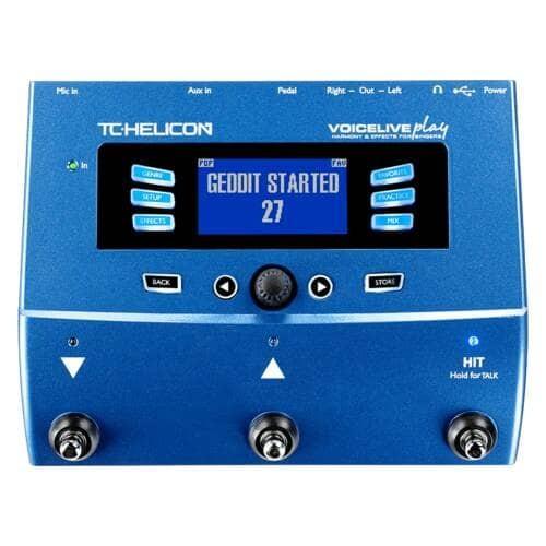 harga Tc helicon voice live play - professional vocal effect processor Tokopedia.com