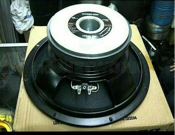 harga Speaker 12 inch full range ads 1290 california 1000 watt magnet besa Tokopedia.com
