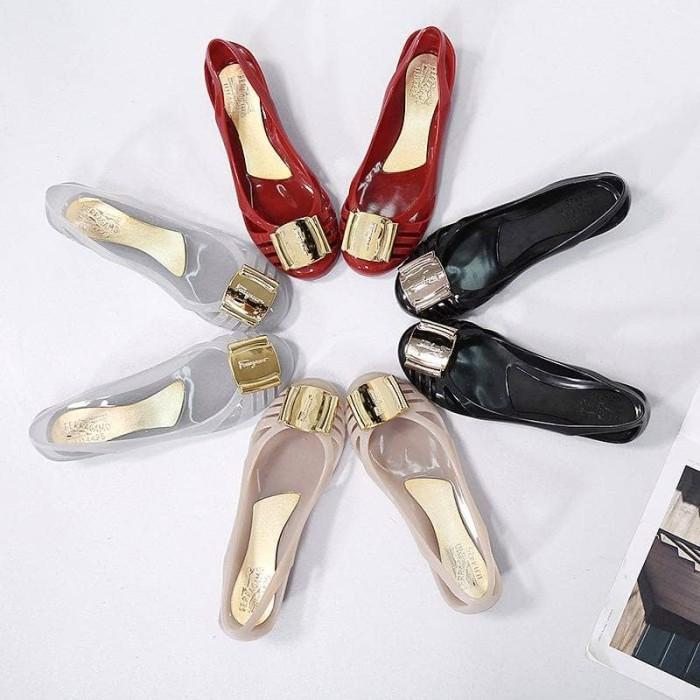 harga Sepatu salvatore ferragamo jelly | sepatu import | sepatu branded Tokopedia.com