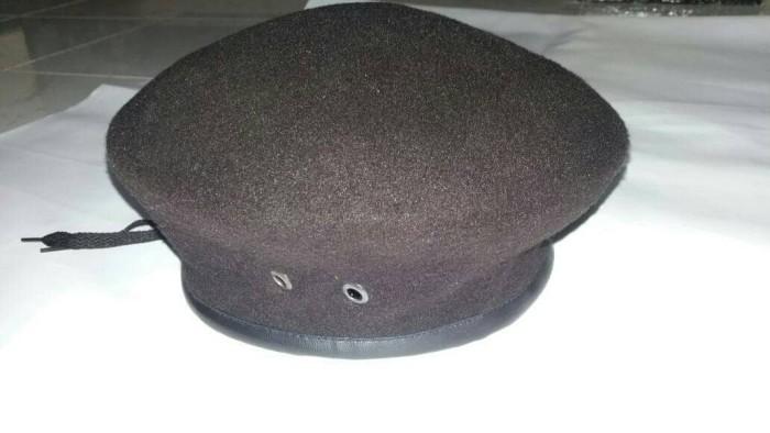 baret Pramuka standar POLRI