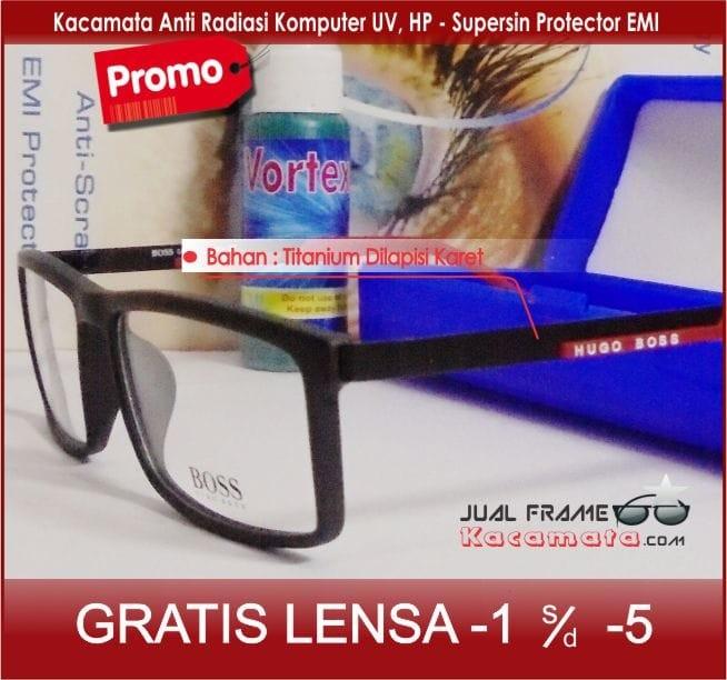 Jual Kacamata Frame -Lensa Minus Baca Anti Radiasi pria wanita Korea ... dbe387c77b
