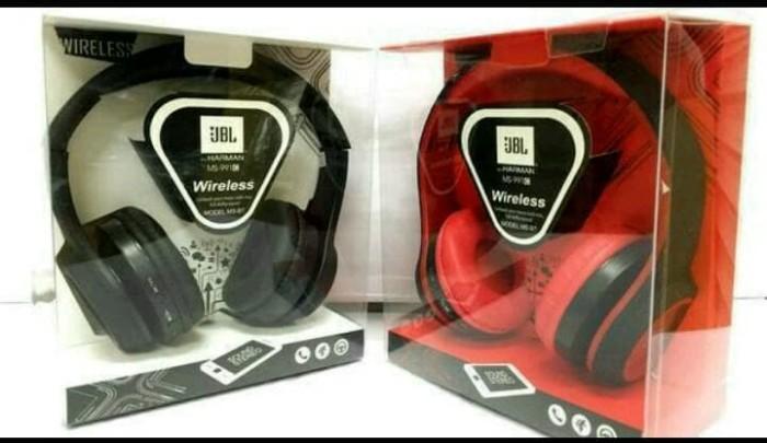 harga Headset - headphone bluetooth jbl by harman ms - 991c Tokopedia.com