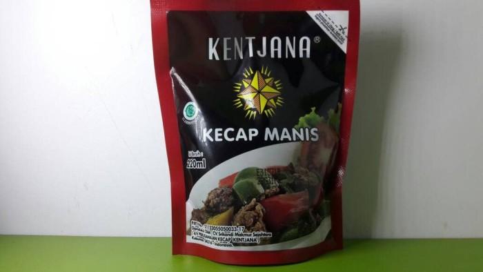 READY STOCK Kecap Kentjana Sachet 220ml