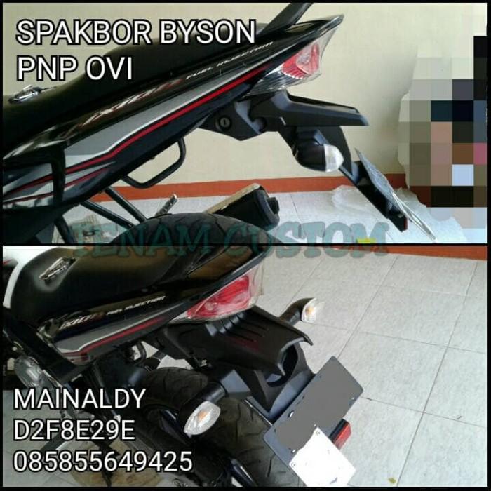 Foto Produk Spakbor Byson PNP Old Vixion dari Tenam Custom