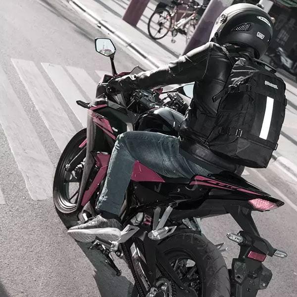 harga Tas kamera dslr backpack + laptop quarzel marvello, biker style Tokopedia.com