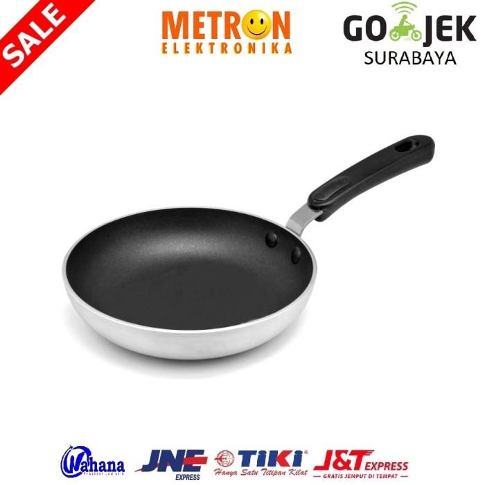 Maxim new commercial 30 cm wajan penggorengan / frypan / newcom30cmfp
