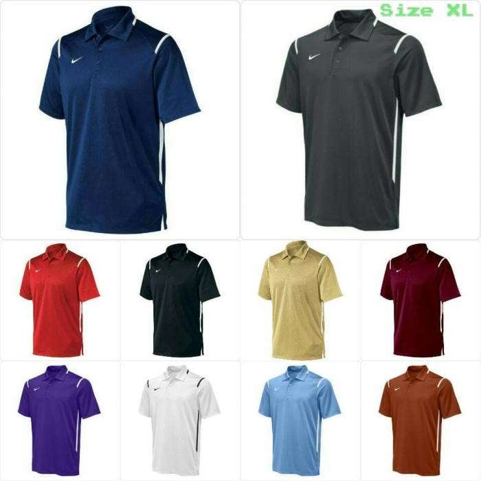 12d3970a6 Jual Nike Men's Team Gameday Polo Dri-Fit Size XL 100% Original ...