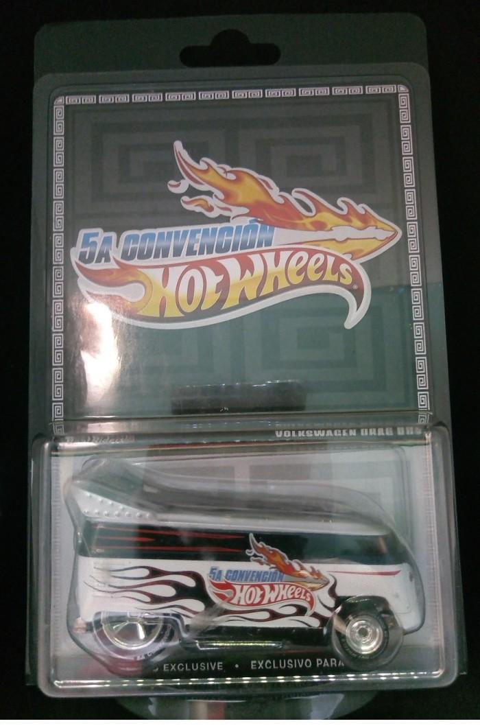 harga Hot wheels - 5a convecion limited - volkswagen drag bus [ 2012 ] Tokopedia.com