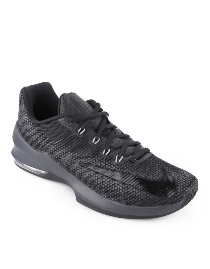 Jual Nike Air Max Infuriate Low -Merah Hitam- Sepatu Nike Basket ... 8730268a26